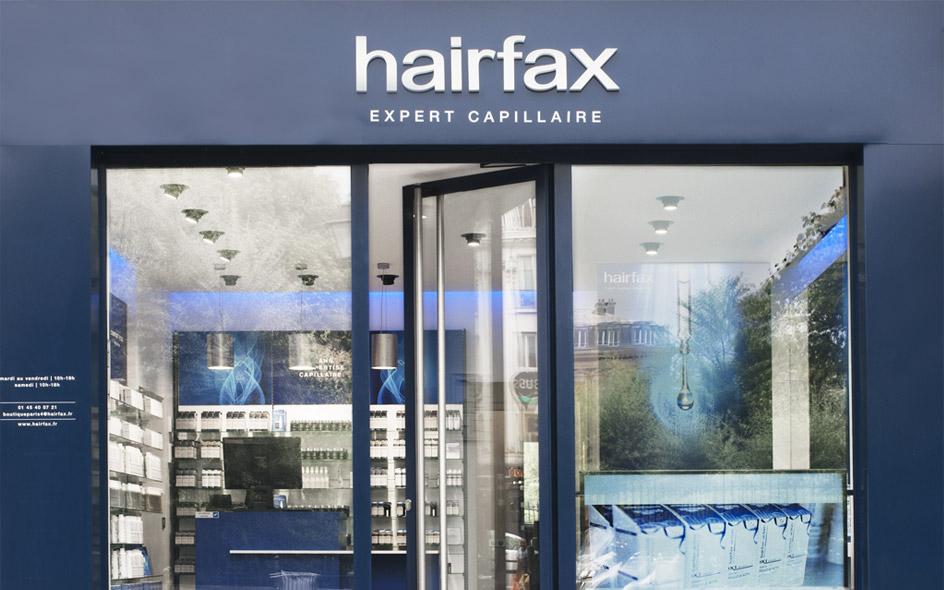 Photo Hairfax Lab Paris Alésia